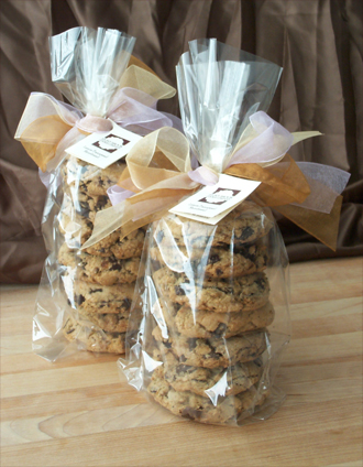Homemade Wedding Favors on Cookie Favors For Weddings And Special Events  Custom Cookie Services